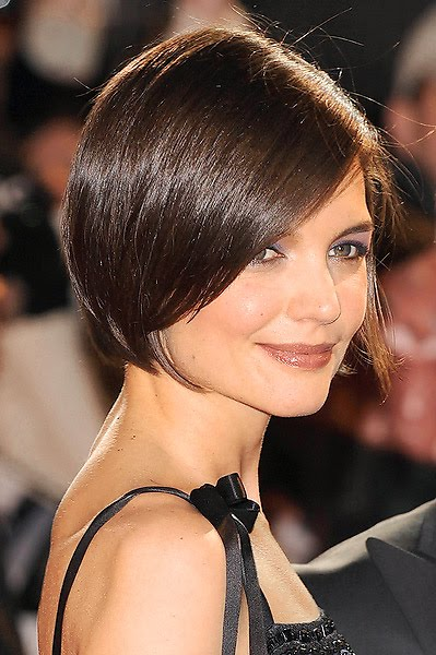 katie holmes short hair pictures. KATIE HOLMES SHORT HAIR 2011