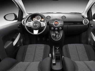 Mazda 2 2009. Mazda2 2009
