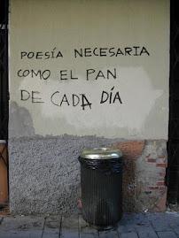 PREGONA EL VERSO DEL GRAN