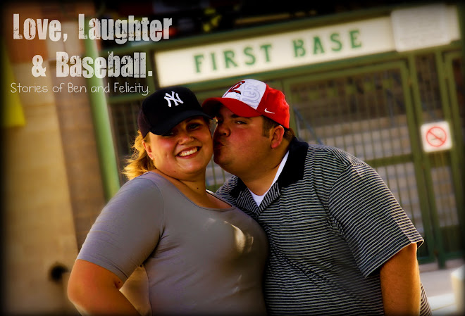 Love, Laughter and Baseball.