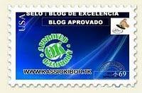 Blog Aprovado!