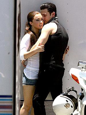 hayden panettiere milo ventimiglia kiss. boyfriend Milo Ventimiglia