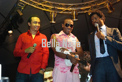 D'BANJ ALBUM & FOUNDATION LAUNCH