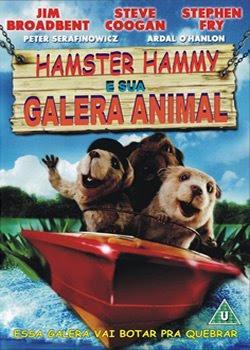 Hamster Hammy e Sua Galera