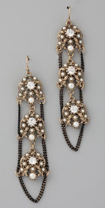 juliet & company chandelier sally earrings