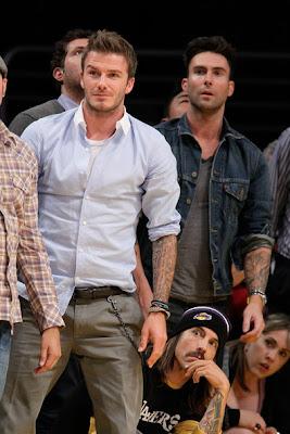 Beckham-Adam Levine