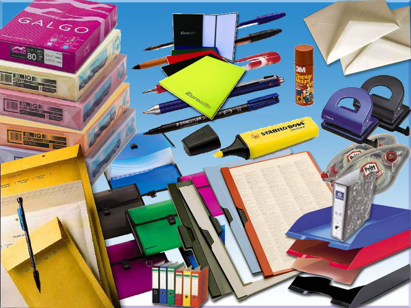 Ideas lib rrimas comprar materiales de oficina online - Papeleria de oficina ...