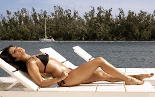 Katrina Kaif Unseen In Black Bikini