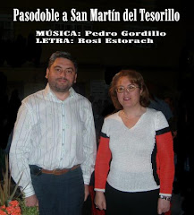 AUTORES DEL PASODOBLE A S. M. DEL TESORILLO