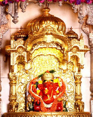 Siddhivinayak Live Darshan on Angarika Sankashti in 2010