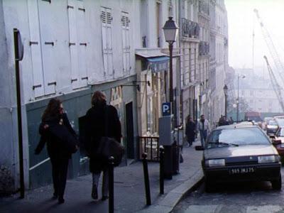 Les Rendez-Vous de Paris - Eric Rohmer