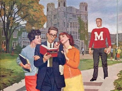 Novelas universitarias