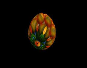 Huevo de Pascua regalo de Yahaira