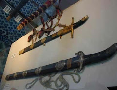 Pedang Para Khulafa Ar-Rasyidin r.a.