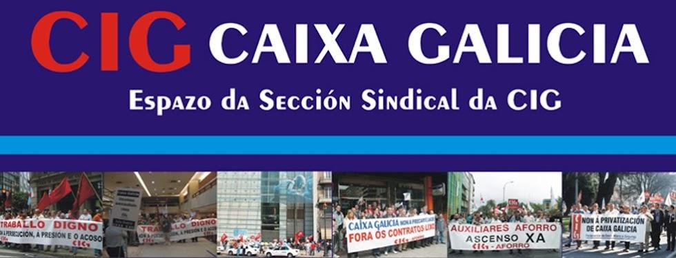 Sección Sindical CIG Caixa Galicia