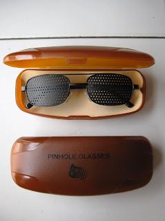Kaca mata vision therapy