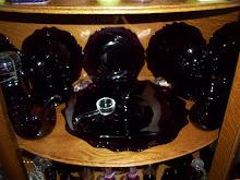Purple Glassware!