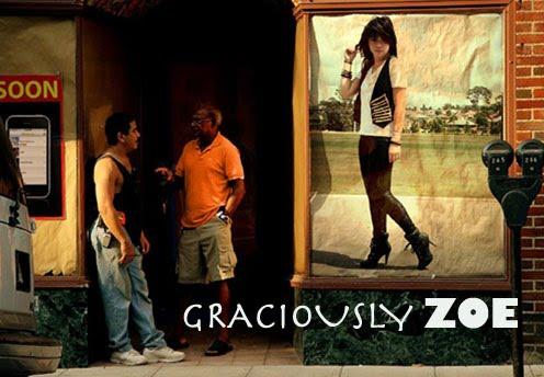 Graciously Zoe