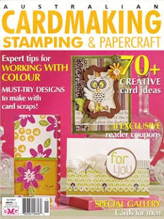Cardmaking Stamping & Papercraft Vol 14 No 9 Cover