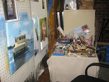 "The Nerve Centre - my ""STUDIO"""