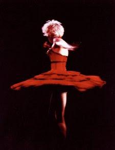 Madonna fotografata da Fernando Borrello