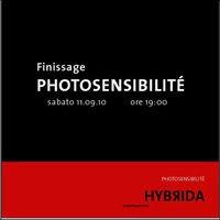 Mostra collettiva di fotografia Photosensibilitè