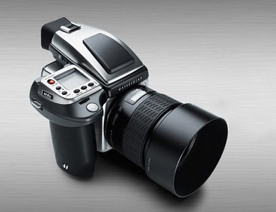 Hasselblad H4D-40 Stainless Steel Edition