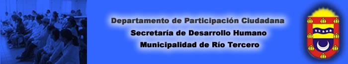 Río Tercero Participa