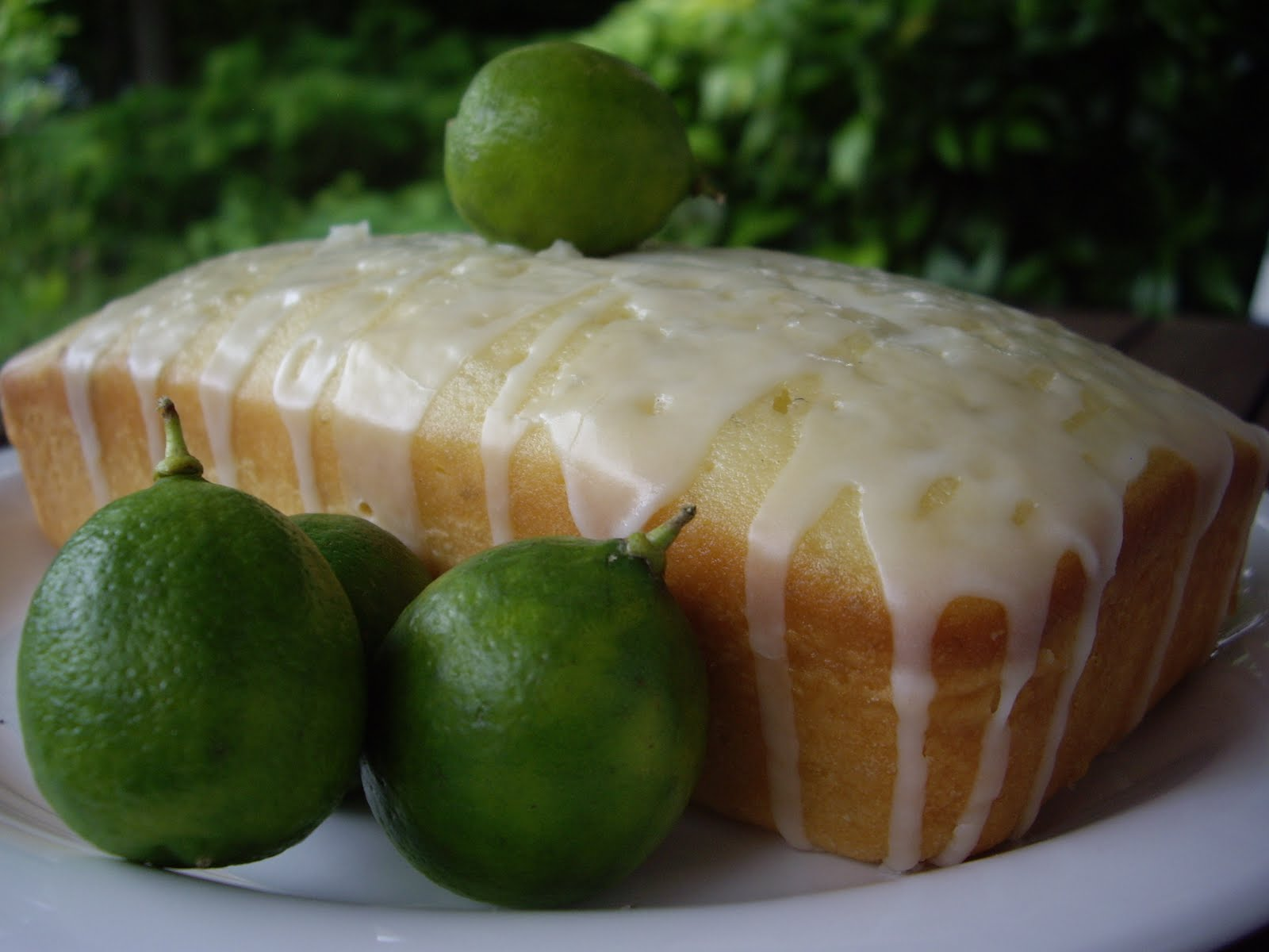 Sourdough Lemon Pound Cake