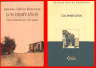 LIBROS DE ANTONIO GÁLVEZ