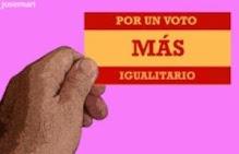 Un voto más justo