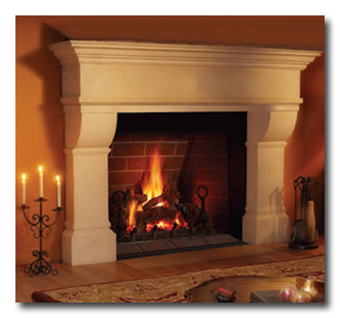 Decorator On Demand: Change the Face of Your Fireplace