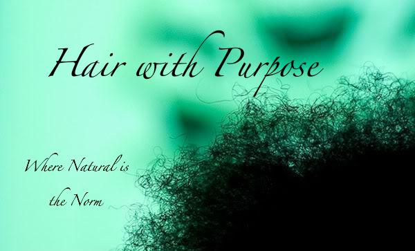 Hair With Purpose Natural Hair Care