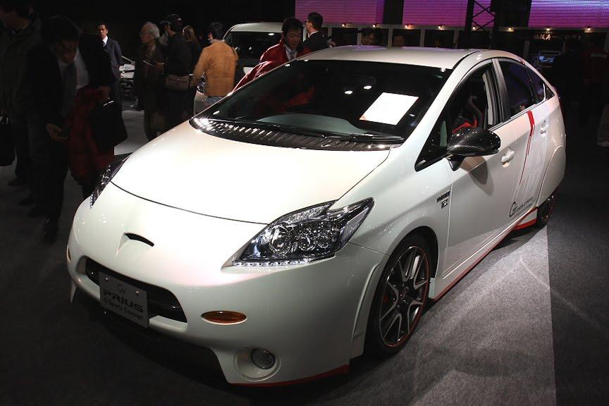 Prius G Sports Concept