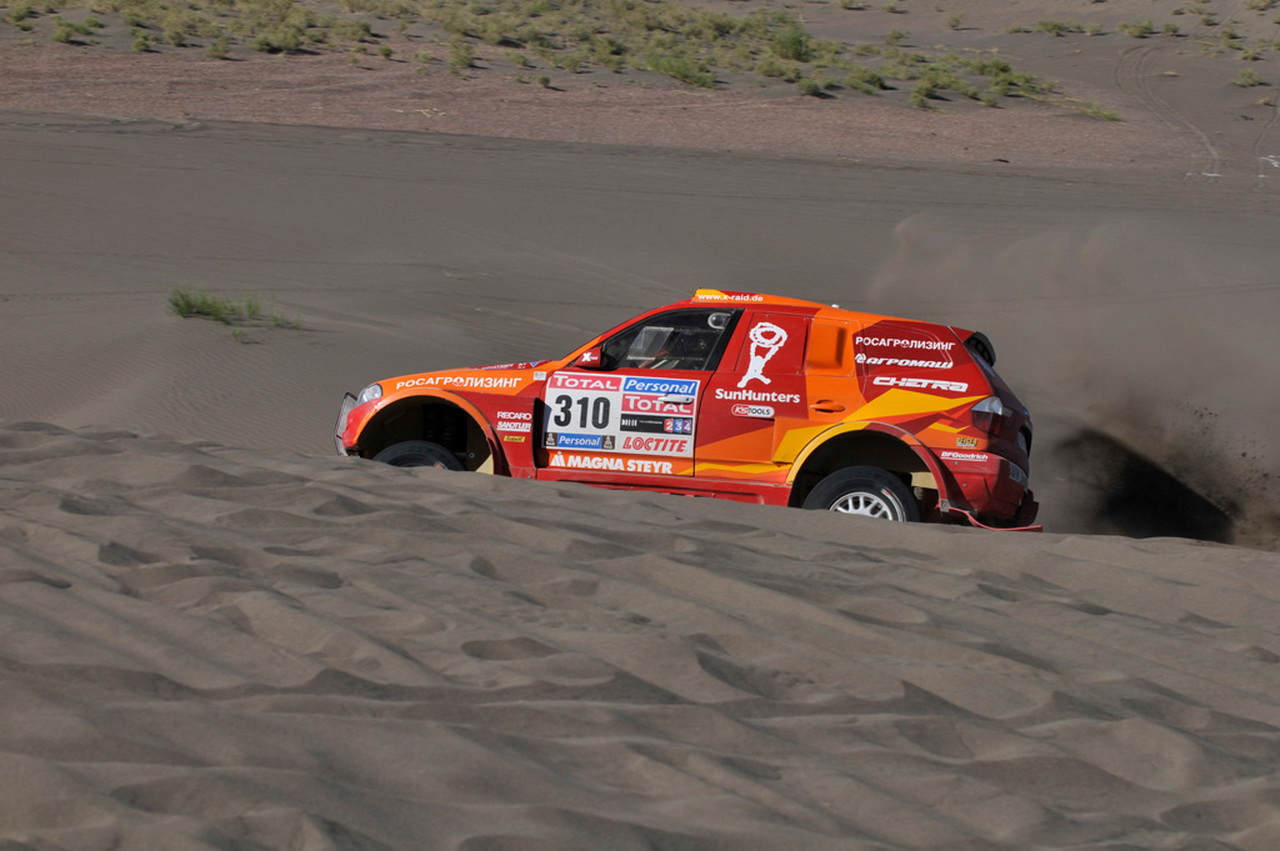 2010 Dakar Rally BMW X3