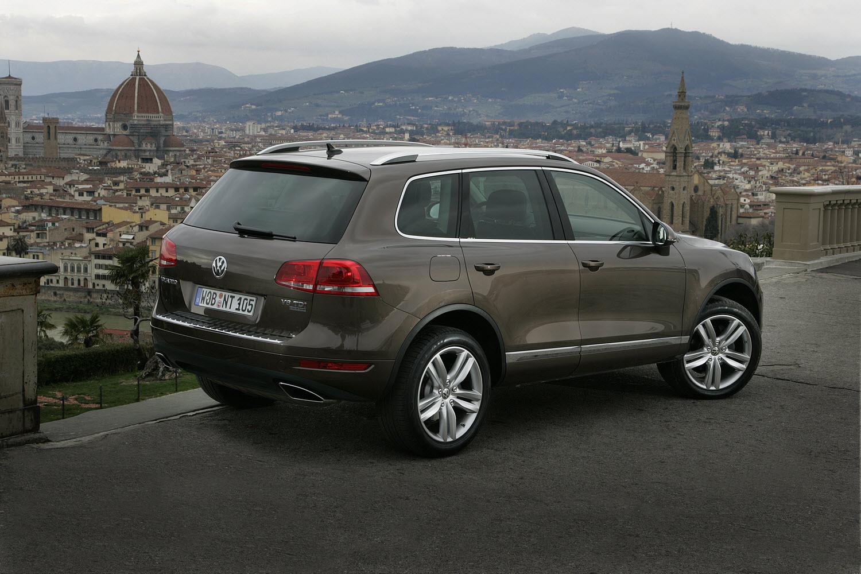 Vw Clean Diesel >> 2011 Volkswagen Touareg - Released in USA