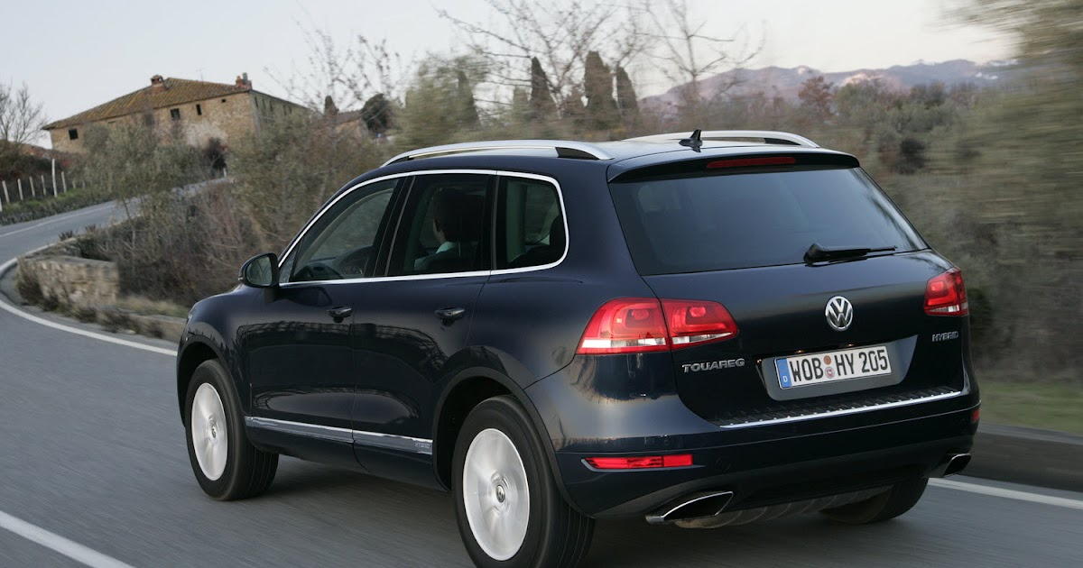 2011 volkswagen touareg released in usa