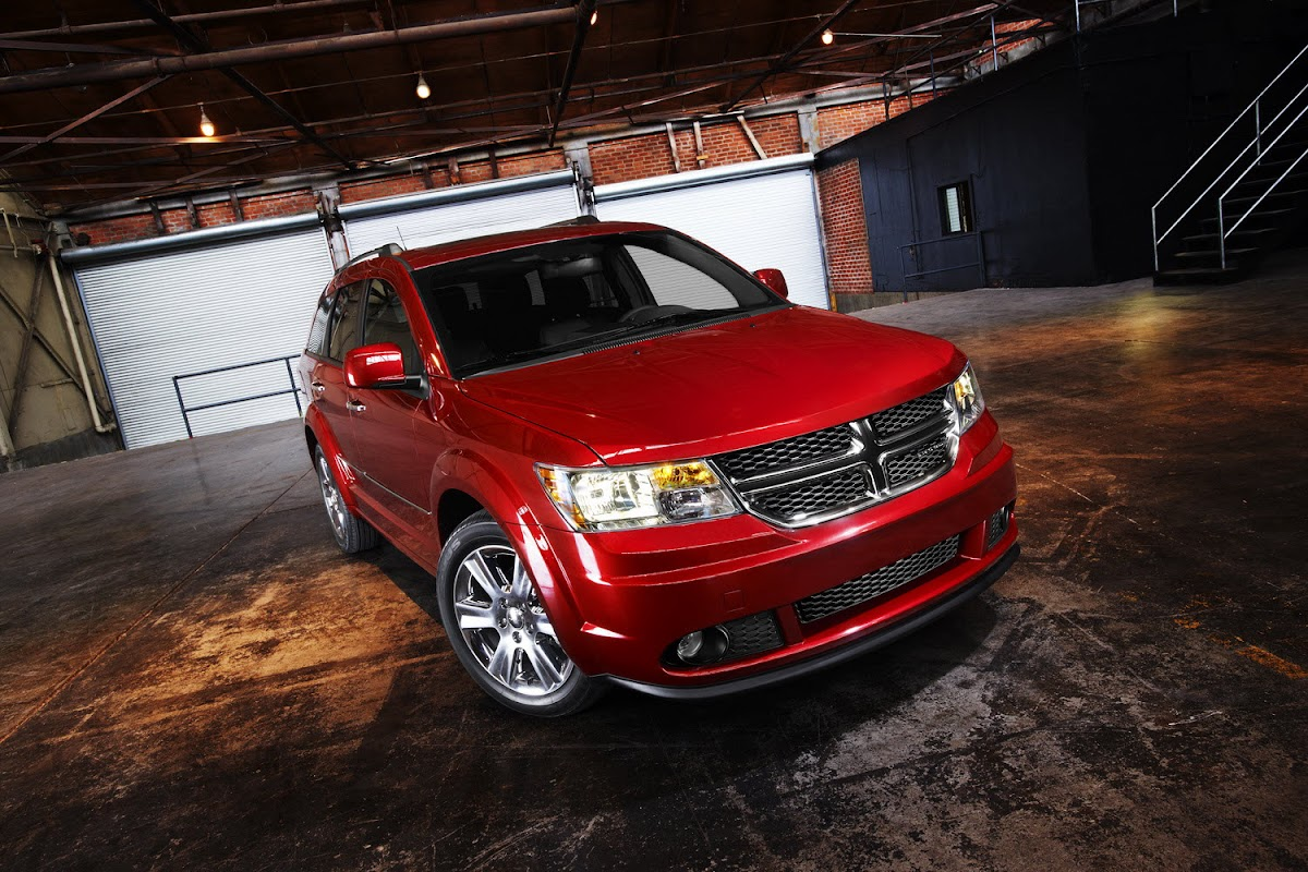 Official: 2011 Dodge Journey