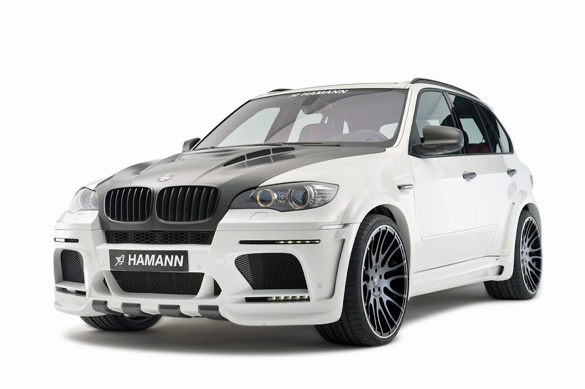 Hamann's BMW X5 Flash Evo M