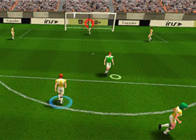 Novos jogos de futebol on-line e grátis para crianças