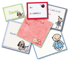 Cartes de aniversrios