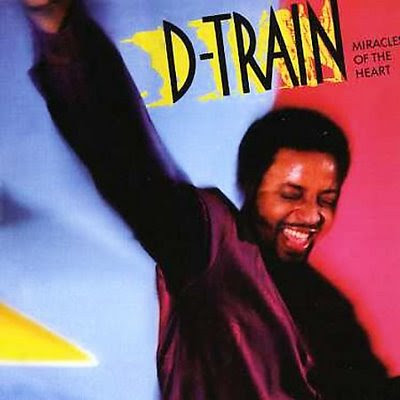 Cover Album of D Train - Miracles Of The Heart (1986)
