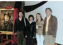 Premio Nacional de poesía Ciro Mendía 2008