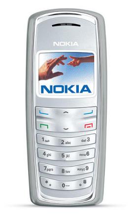 Sexy Nokia 2521i, baby