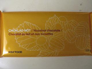 Filberts And Chocolate Ikea Food Choklad N T Hazelnut
