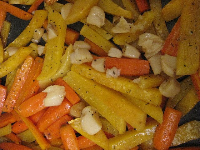 Roasted Root Vegetable Candy Recipe — Dishmaps