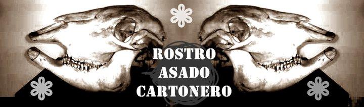 Rostro Asado Cartonero