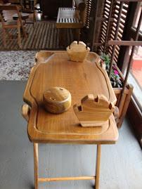 Mesa para Churrasco!