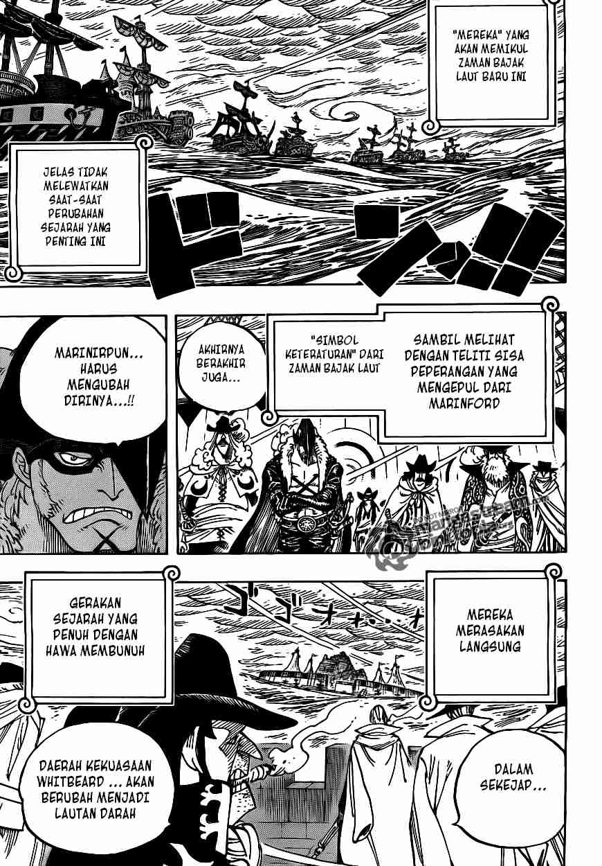 Komik manga 03 shounen manga one piece