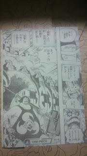 One Piece 561 Spoiler